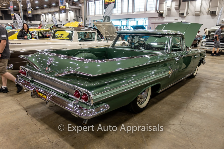 Chevrolet El Camino Inspection