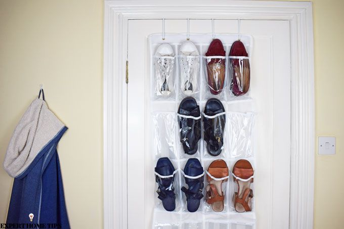 31 incredibly clever shoe storage ideas