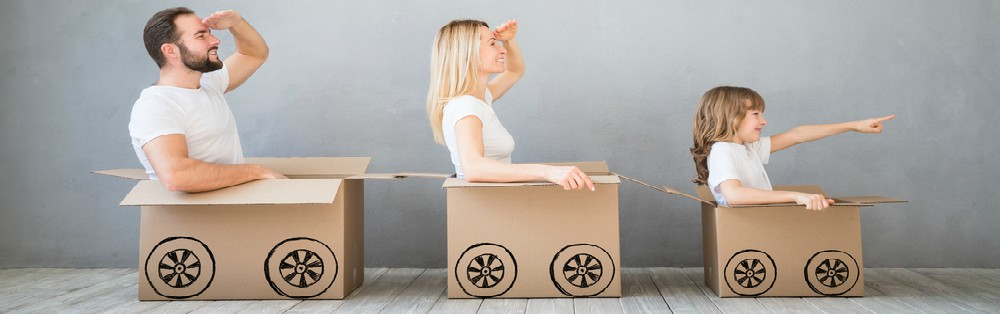 Types of movers and packers