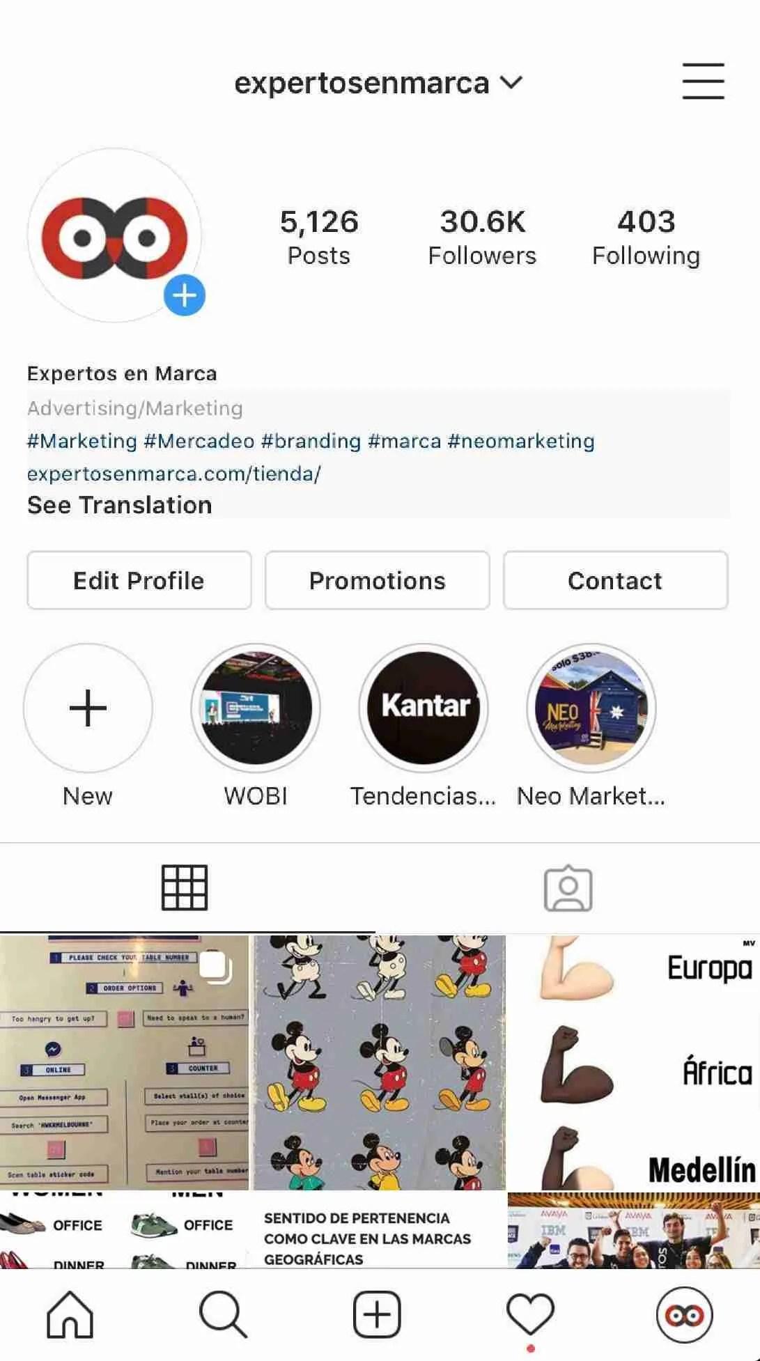 Tips En El Manejo De Instagram