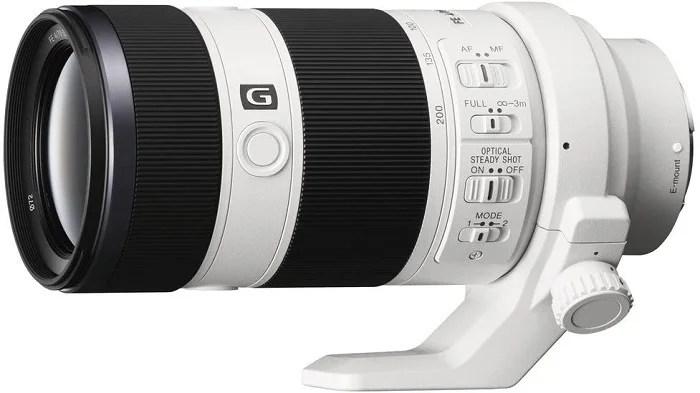 Sony FE 70-200mm