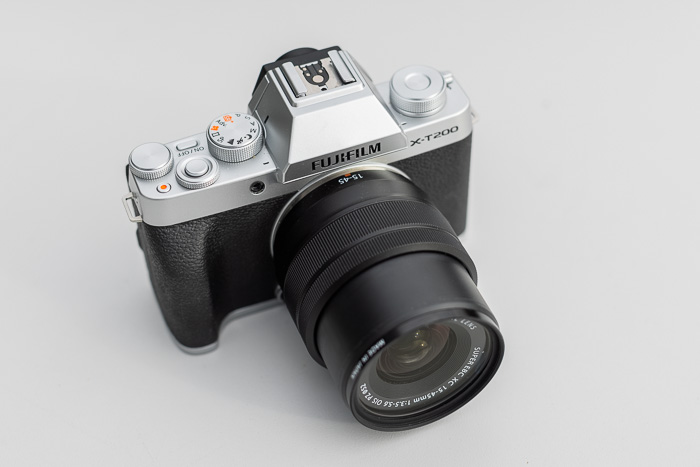 Image of the Fujifilm XT-200