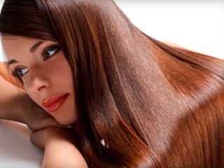 Как покрасить волосы луком