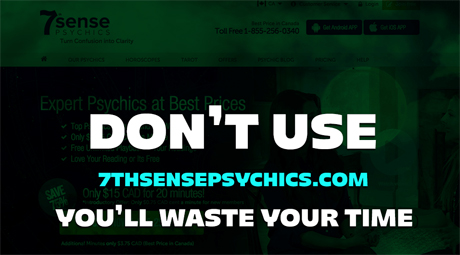 7thSensePsychics.com Reviews & Feedback