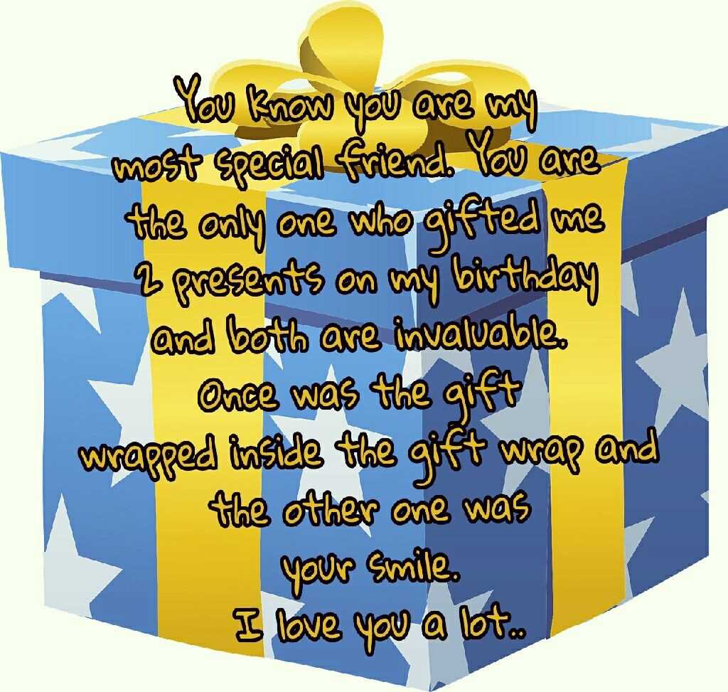 Thank You For Birthday Gifts Thank You Messages For Receiving Birthday Gifts Notes And Quotes For Thanking For Birthday Party Gifts Samplemessages Blog