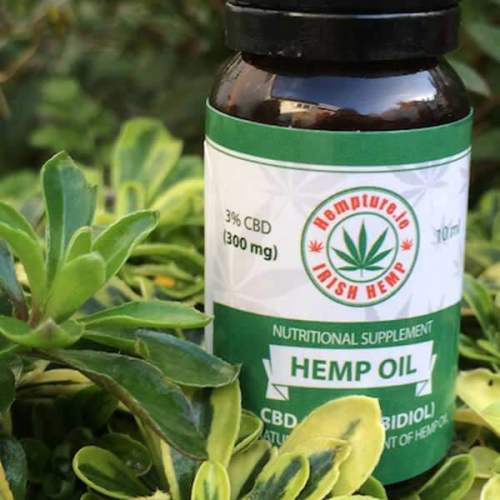 Hempture Organic Hemp CBD Extract Oil