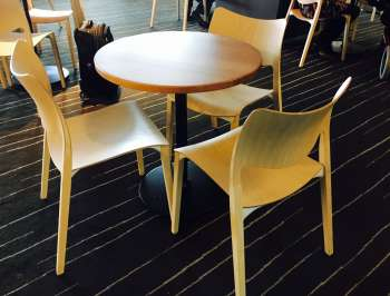 ADL LNG DINING TABLE 4 SEAT