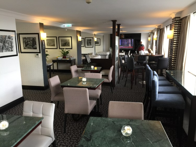 Ren club lounge