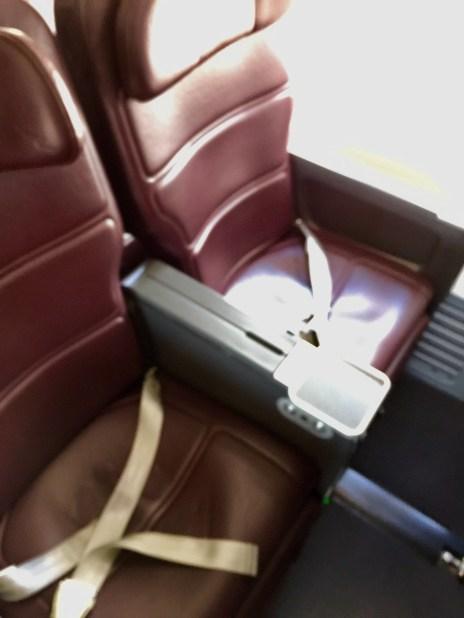 bus Class seat