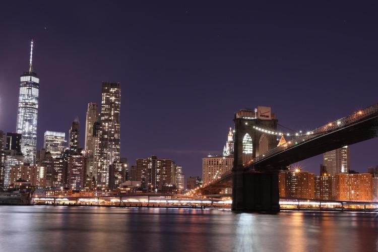 Round-the-world via New York