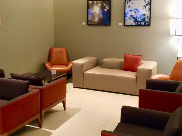 small entry lounge