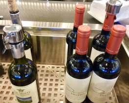 AA-Flagship-Lounge-red-wine-bar-round-world-trip