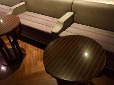more seating