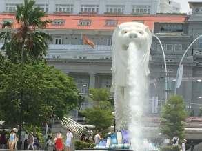 singapore-merlion-48-hours