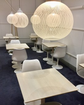 Finnair-Premium-Lounge-dining-area-round-world-trip