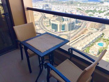 28Gloria-Hotel-Dubai-apartment-balcony