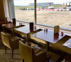 BA-First-Lounge-Heathrow-dining-room-view