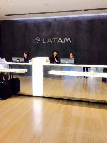 LATAM-VIP-LOUNGE-SANTIAGO-WELCOME