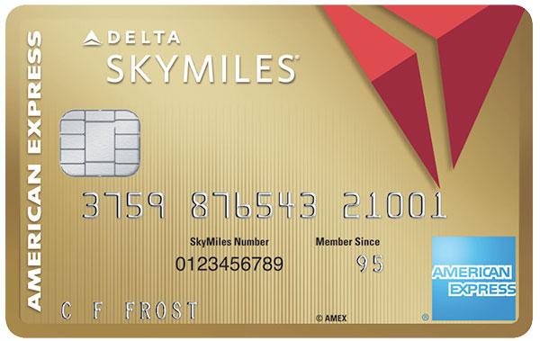American Express® Gold Skymiles CardAmerican Express Gold Skymiles Card