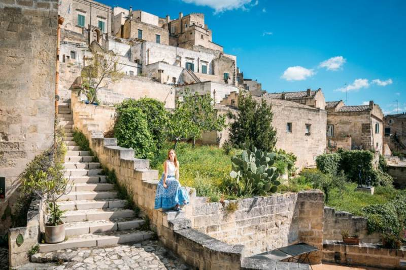 What to do in Matera Italy