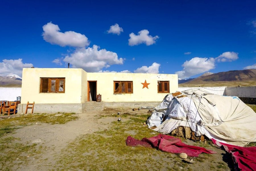Bozai Gumbaz CAI School