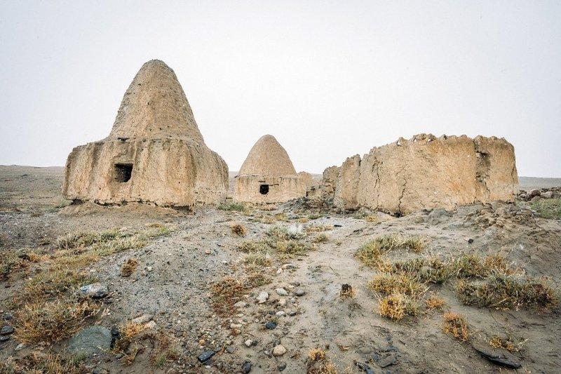 Beehive Tombs Wakhan