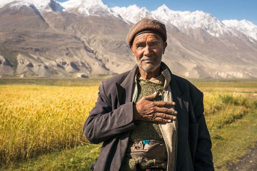 Greetings in Afghanistan