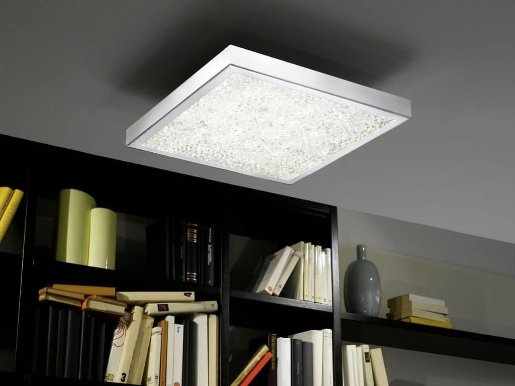 Потолочный светильник в кабинет