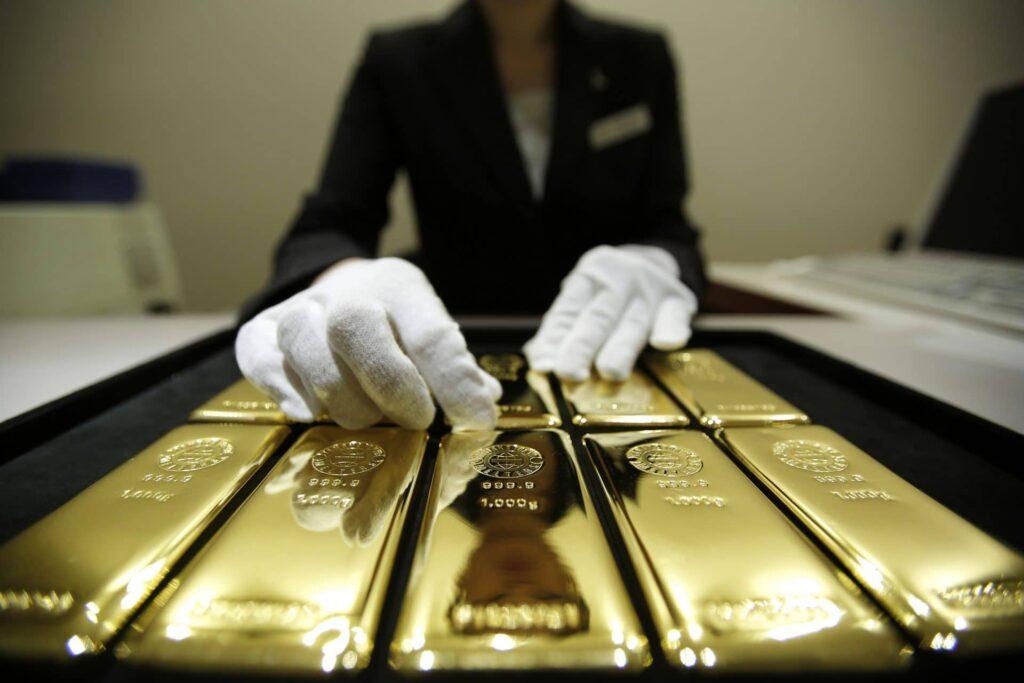 Кредит под залог драгоценных металлов