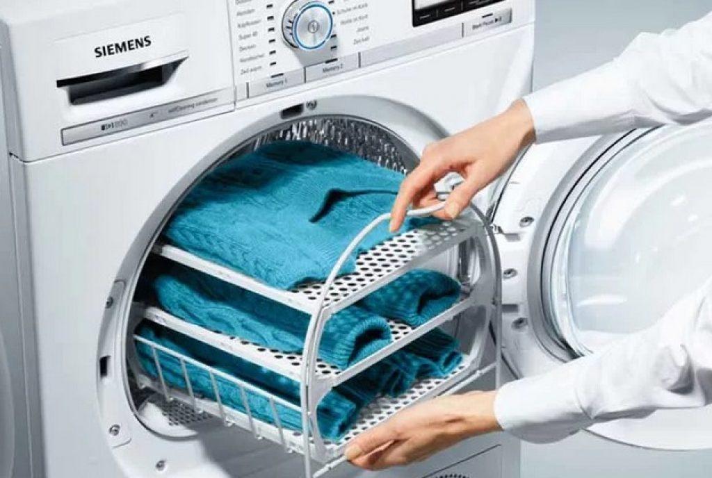 сушка в стиральной машинке