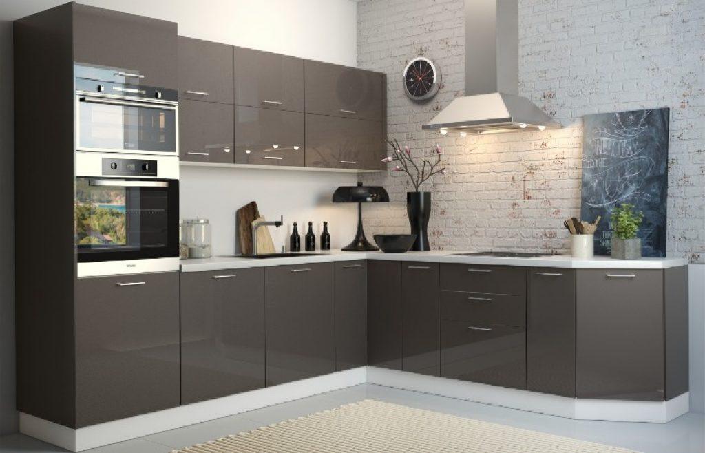 высота кухонного гарнитура от пола