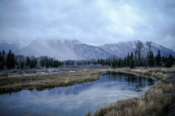 Chilly morning on the Snake River. Grand Teton National Park, WY. October 2015.