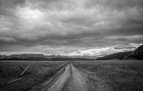 Antelope Flats Road. Moose, WY. October 2015.