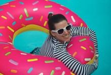 Pool chillin'