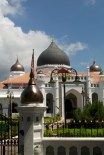 Kapitan Keling Mosque - a 19th century mosque built for Indian Muslim settlers in Penang