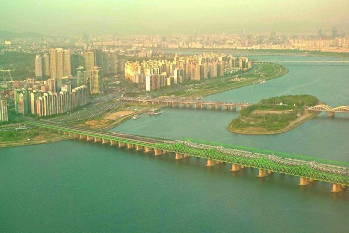 Seoul as Landscape System