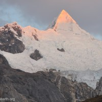 Alpamayo Trek, Huascaran National Park, Peru: Hualcallan to Pomabamba (Full Article)