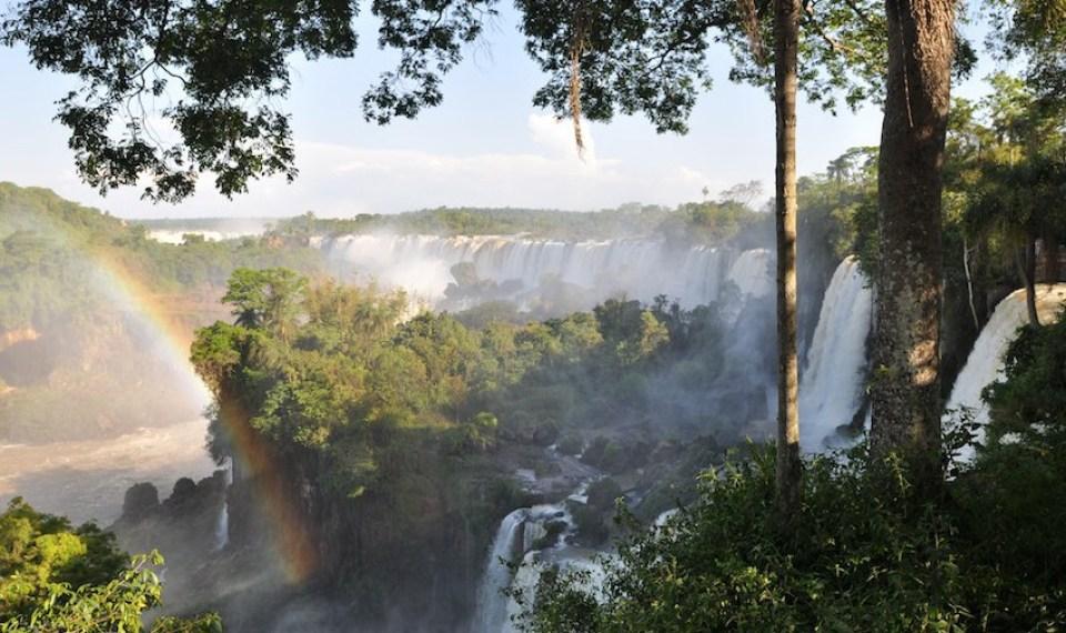 Iguazu Falls, Argentina/Brasil