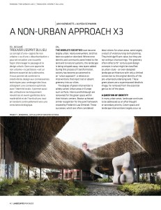 A Non-Urban Approach_CSLP0115 Pg1