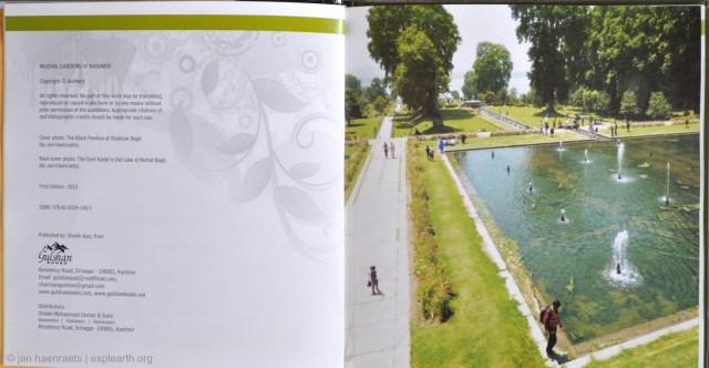 Mughal Gardens in Kashmir 2013
