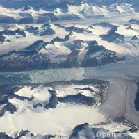 Southern Greenland's Ice Sheet