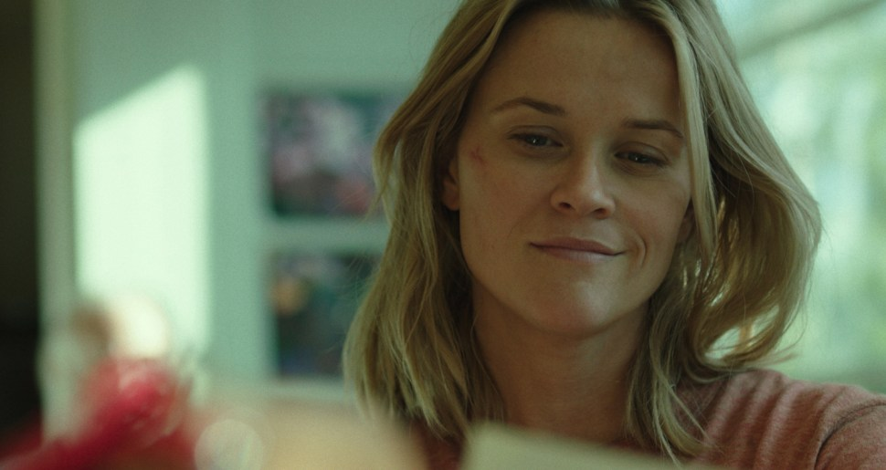 "Reese Witherspoon as ""Cheryl Strayed"" in WILD."