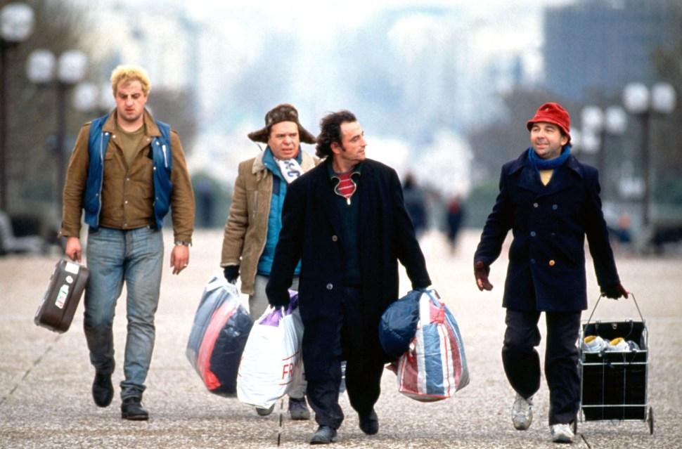 Chick Ortega, Ticky Holgado, Richard Bohringer, Gérard Jugnot