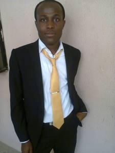 Best Graduating Student - Michael