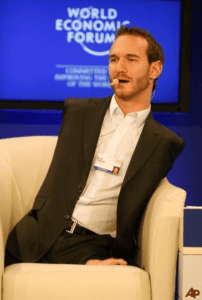 """Take him away, I don't want to see him!'': The incredible story of Nick Vujicic."