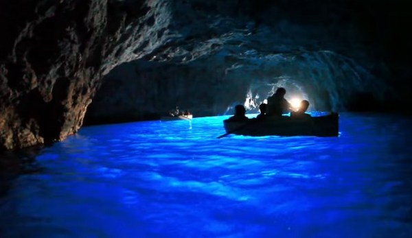 Image result for The Blue Grotto
