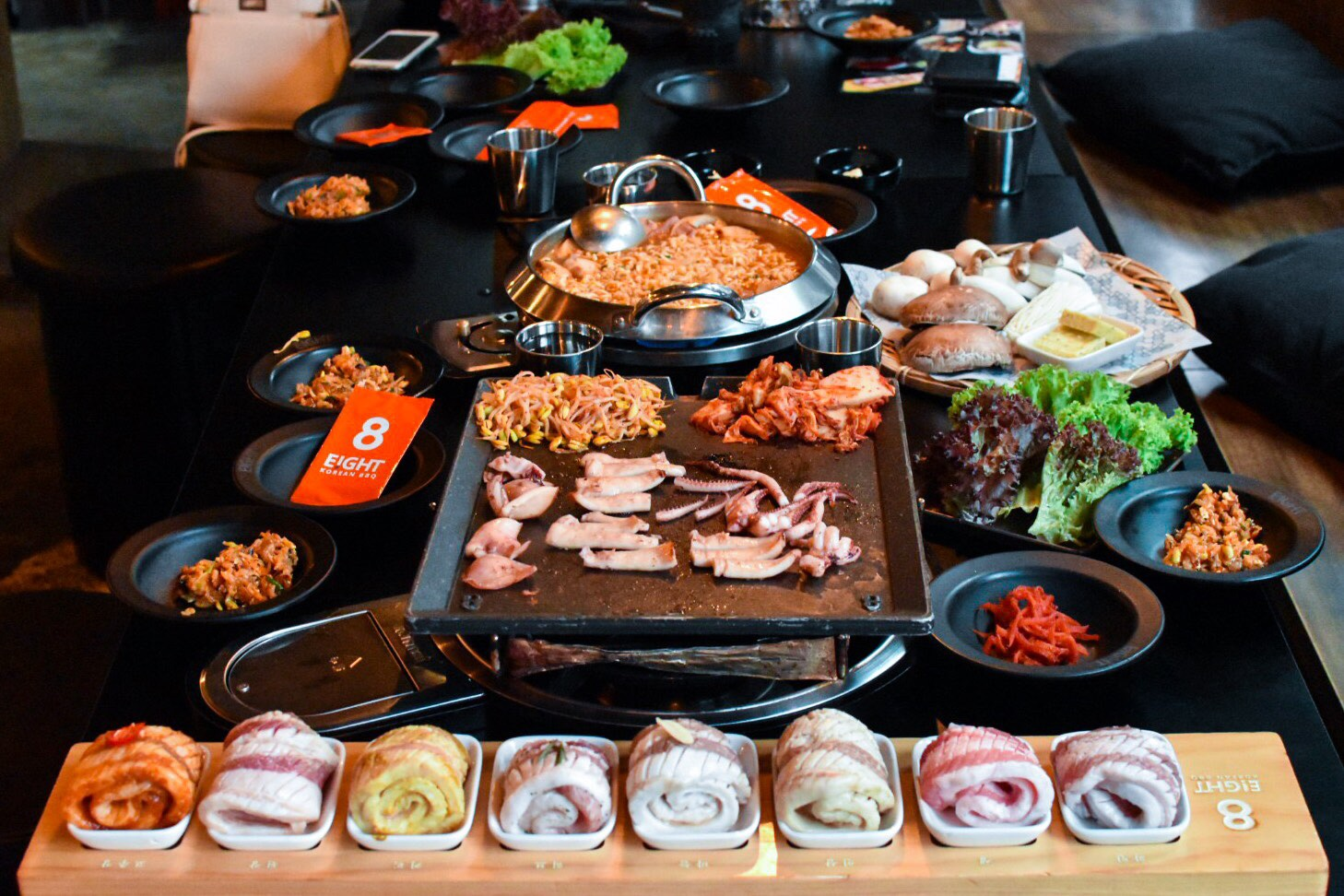 Review: 8 E!GHT KOREAN BBQ @ Clarke Quay – Explodingbelly