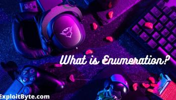 What is Enumeration?
