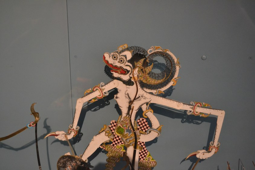 Shadow Puppet Figure