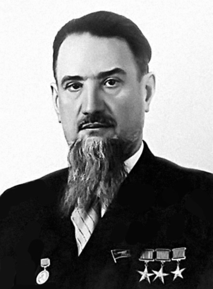 Igor Kurchatov, Soviet Atomic Scientist